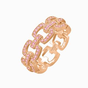 Rose Gold antique vintage rings